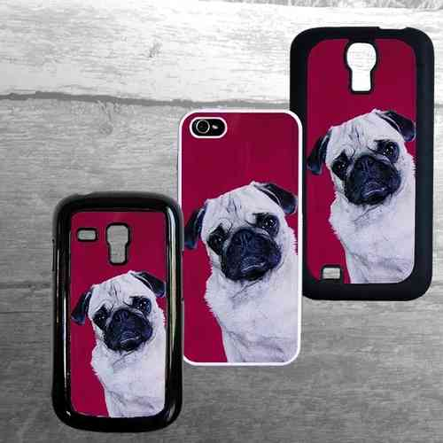 Pug Frieda, Hardcase for Smartphone