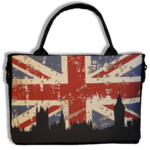London, Henkeltasche
